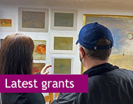 Latest grants